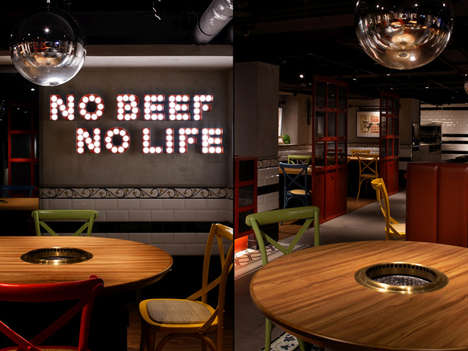 Diner-Inspired BBQ Restaurants - This Hong Kong BBQ Restaurant is Inspired by an American Diner