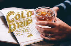 Cold Brew Cafe Branding