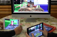 3D Mobile Gaming Platforms - Pantomime's VR Games Let Multiple Players Interact Without Headsets