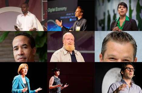 45 Talks About Innovation - From Revamping Consumer Electronics to Solving Societal Problems