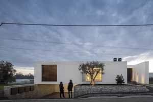The Casa Dos Claros is Full of Simple Geometric Details