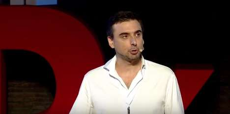 Lessons in Entrepreneurship - Stefano Mosconi's Talk About Entrepreneurs Shares a Success Story