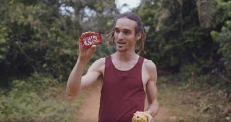 Community-Building Cocoa Videos - KitKat's Influencers Explore Sustainable Chocolate Production