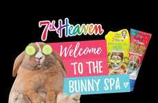 The 7th Heaven Spa Promotes the Brand's Cruelty-Free Approach to Beauty