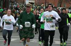Irish Holiday Fun Runs