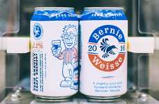 Presidential Beer Cans