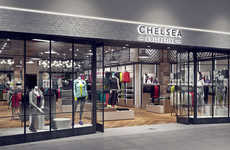 Female-Focused Fitness Boutiques - Chelsea Collective is a Concept Shop by Dick's Sporting Goods