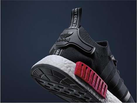 Past-Inspired Sneakers - The adidas Originals NMD is Designed for a Nomadic Lifestyle