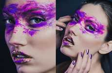 Painted Purple Makeovers