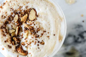 The How Sweet It Is Homemade Breakfast Latte Combines Coffee and Porridge