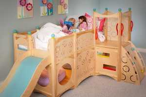 The 'Playbed' is a Child's Bedroom Furniture Dream Come True