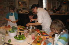 Children's Cooking Programs - The Chef Upstairs Offers Kid-Friendly Food Workshops for All Ages