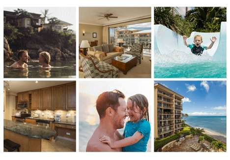 Familial Travel Booking Platforms - Vacatia Lets Users Book Resort Residences Across the US