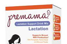 Drinkable Prenatal Vitamins - Premama's Powdered Drink Mix-Ins Prodide Complete Maternal Care