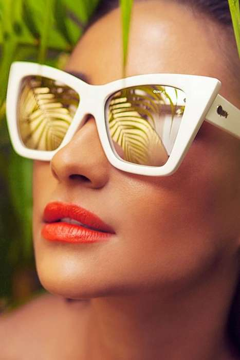 Feline Celebrity Sunglasses - Shay Mitchell