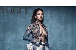 Rihanna's Denim Dessert Collection is Full of Statement-Making Footwear