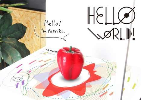 Interactive Audio Tables - HELLO WORLD! is a Magic Table That Brings Inanimate Objects to Life