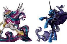 Mythical Equestrian Collectibles - The My Little Pony: Guardians of Harmony Toy Line is Majestic