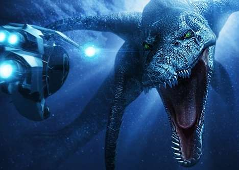 Time-Traveling VR Games - The Time Machine VR Game will Take Users Back to the Jurassic Era