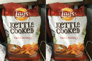 India-Inspired Chip Flavors - These Chips Now Come in a Zesty Tikka Masala Flavor