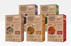 Nutritious Legume Pastas - These Single-Ingredient Pastas Offer an Alternative to Wheat-Based Pasta