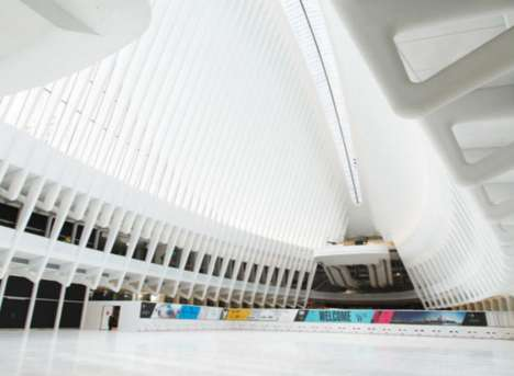 Transit Hub Photo Essays - Fast Company's Celine Grouard Captures NYC's Controversial Addition