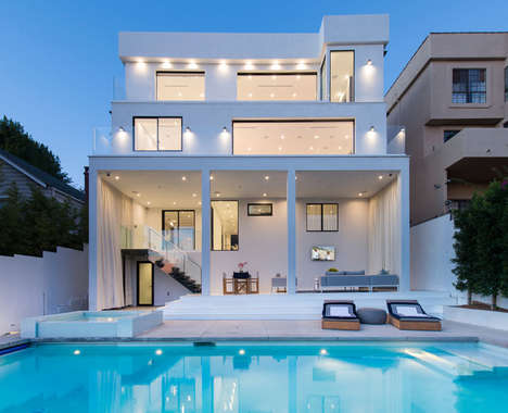 Comprehensive Modern Homes