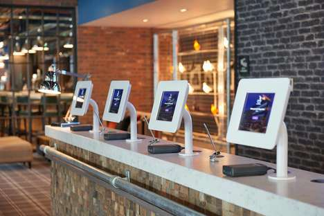 Digitized Check-In Kiosks - These Self-Service Hotel Kiosks Replace Concierge Staff