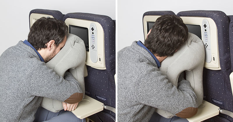 Neck Pillow Travel Long Flights
