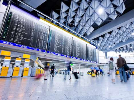 Automated Airline Check-Ins - AirlineCheckins is a New Tech Tool from German Airline Lufthansa