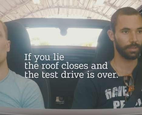 Lie-Detecting Test Drives