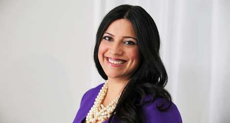 Encouraging Female Bravery - Reshma Saujani's Talk About Bravery Focuses on Female Empowerment