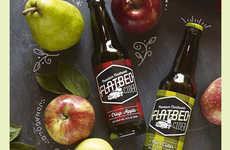 Pear-Flavored Ciders - This Naturally Sweet Cider is Made with Real Pears
