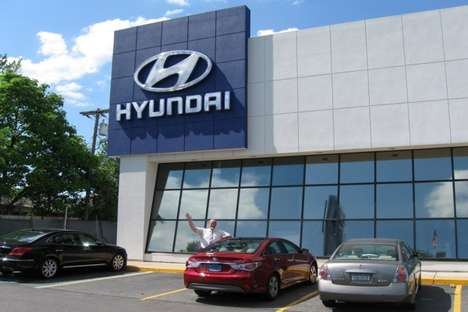 Dealership Spa Services - This Hyundai Dealership Offers Free Massages and Manicures