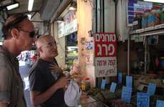 Celebrity Chef Food Tours - This Tel Aviv Food Tour is Led by Famous Israeli Chef Gil Hovav