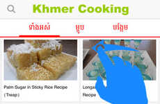 Khmer Cooking Apps - This App Lets You Access Scores of Cambodian Recipes