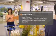Furniture Shop Beacons - IKEA Austria is Using Beacons for In-Store Marketing