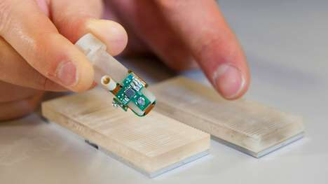 Tactile Bionic Fingertips - This Bionic Fingertip Helps Amputees Feel Surfaces