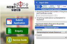 Gynaecologist Reservation Apps - The BookHA App Lets You Book Appointments With Gynaecologists