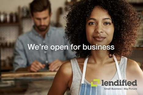 Data-Informed Small Business Loans - Trend Hunter Chats with Lendified Founder & CEO Troy Wright
