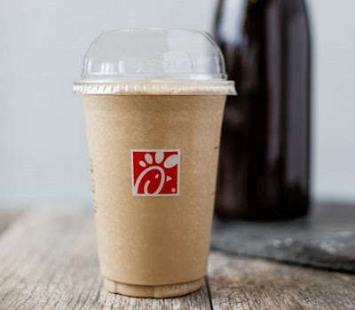 Yogurt-Based Coffee Drinks - The New Frosted Coffee from Chick-fil-A is Made with Frozen Yogurt