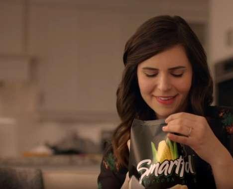 Millennial-Targeted Popcorn Ads