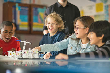 DIY Self-Driving Toys - Kids Can Now Make Self-Driving Cars With littleBits' STEAM Kit