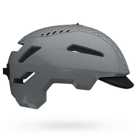 Ventilating Cyclist Helmets - The Bell Annex Helmet is Engineered to Increase Airflow During Commute