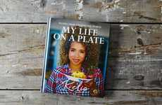Celebrity-Authored Cookbooks - This Family-Friendly Cookbook is Authored by Singer Kelis