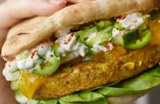 Global Vegetarian Burgers - Dr. Praeger's Veggie Burger Patties Capture Diverse Flavors