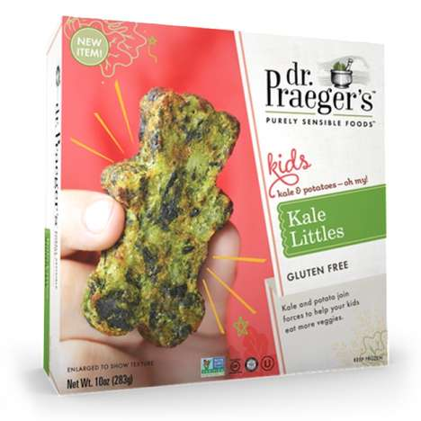 Kid-Friendly Vegetable Bites - Dr. Praeger's Launched New Healthy Snacks for Kids at Expo West