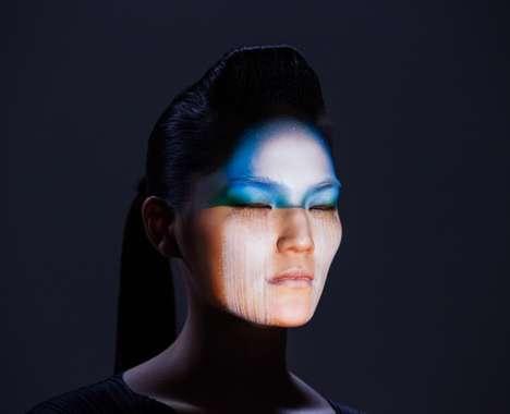 Digital 3D Makeup Looks