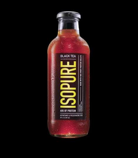 Powerful Protein Teas - Isopure's Signature Teas are an Ideal Pre-Workout Supplement