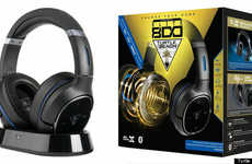 Immersive Gaming Headsets - The Turtle Beach Headphones Enhance Gameplay Experiences
